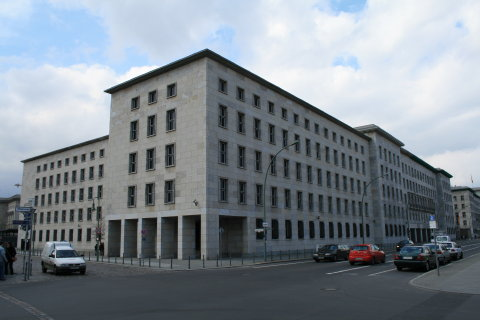 Aviation Ministry (now the Finance Ministry)